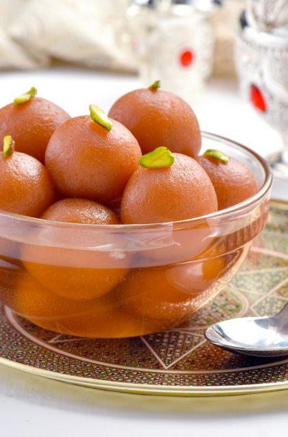 Dessert_Gulab Jamun